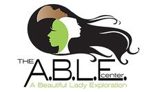 The A.B.L.E. (A Beautiful Lady Exploration) Center  logo