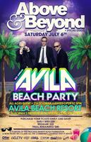 Avila Beach Party 2013 • Above & Beyond