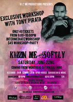 Kizzin Me Softly - Party & Tony Pirata Workshop