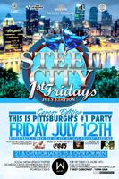 "STEEL CITY FIRST FRIDAYS JULY EDITION "" CANCER EDITION"""