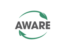 The Association of Whistler Area Residents for the Environment (AWARE) logo