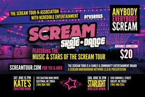 SCREAM, Skate & Dance