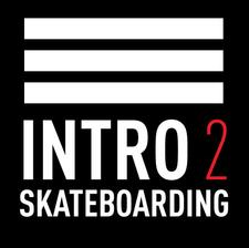 Intro 2 Skateboarding logo