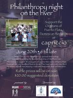 Philanthropy Night on the River