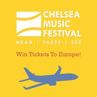 WIN TICKETS TO EUROPE!  The CMF 2013 Raffle