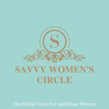 Savvy Women's Circle CIC logo