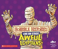 Horrible Histories:Awful Eygptians talk @Glebe