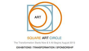 Square Art Circle - Art Exhibition, Silent Auction &...