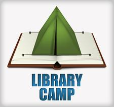 Library Camp logo