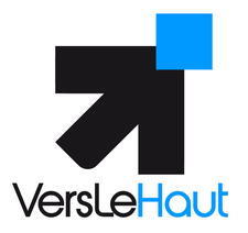 VERS LE HAUT, idées & actions en faveur de la jeunesse logo