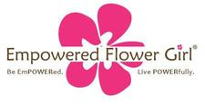 Empowered Flower Girl  logo