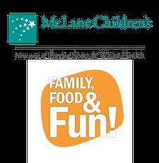 McLane Children's Family, Food, & Fun! (free cooking class in Killeen, TX) logo