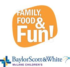 McLane Children's Family, Food, & Fun! (free cooking class in Killeen, TX) logo