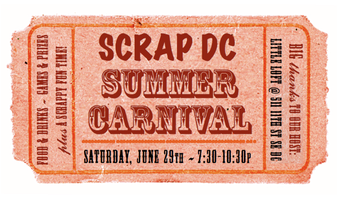 SCRAP Summer Carnival