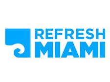 Refresh Miami logo