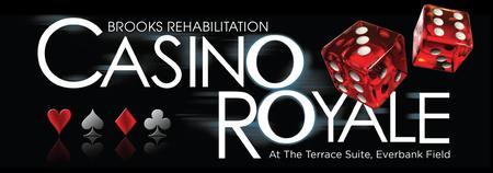 Brooks Rehabilitation presents Casino Royale