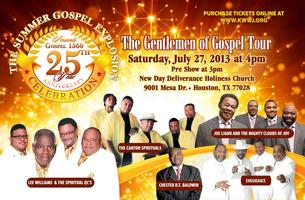 THE GENTLEMEN OF GOSPEL TOUR