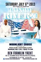 "Pon di River 11 ""All-White"" Independence Moonlight Cruise"