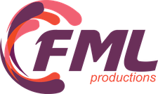 FML Productions logo