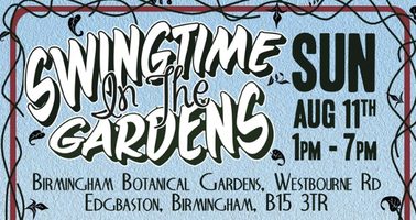 Swingtime in the Gardens