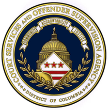Court Services and Offender Supervision Agency logo