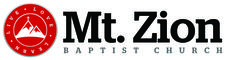 Mount Zion Baptist Church logo