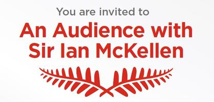 An Audience with Ian McKellen