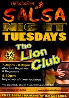 New Salsa Classes Erdington