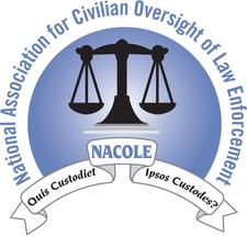 The National Association for Civilian Oversight of Law Enforcement logo