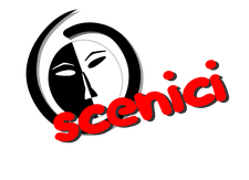 Compagnia Teatrale O'Scenici logo