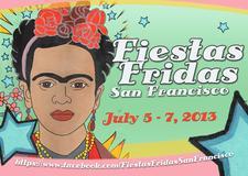 Drawing of Frida Kahlo