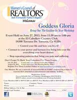 """""""Bring Out The Goddess In You"""" Workshop"""