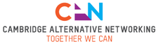 Cambridge Alternative Networking logo