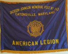 Jackson & Johnson Memorial - American Legion Auxiliary Unit #263 logo
