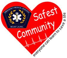Mount Laurel EMS logo
