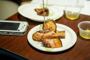 Bacon, Lobster & Booze: Tasting with Joios & Baconery....