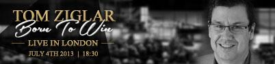 Born To Win - The Ziglar Event in London