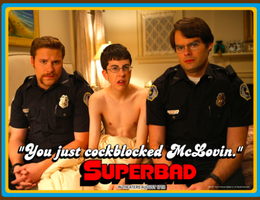 SUPERBAD | I AM MCLOVIN NITE