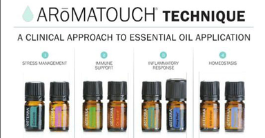 AromaTouch Training in Santa Cruz