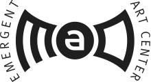 MAD emergent art center logo