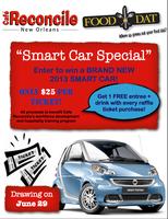 Smart Car Raffle!