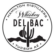 Hamilton Distillers Makers of Whiskey Del Bac  logo