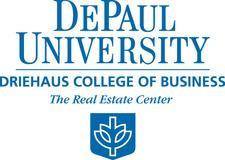 The Real Estate Center at DePaul University logo