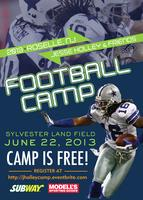 Jesse Holley and Friends Football Camp