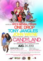 CANDYLAND PRIVATE MANSION  EVENT FOR MISSY & SPARKLE...