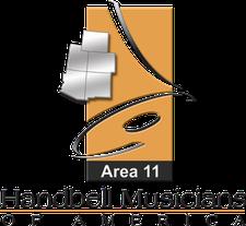 Area 11 Handbell Musicians of America logo