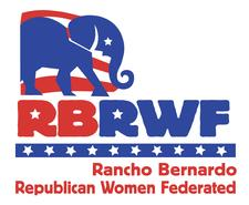 Rancho Bernardo Republican Women Federated logo