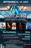 Star City Latin Dance Festival