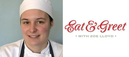 Ninja Knife Skills: Eat & Greet with Zoe Lloyd