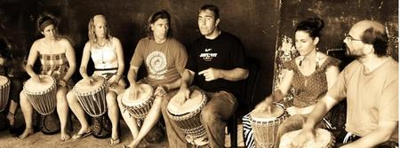 Introduction to Djembe Drumming